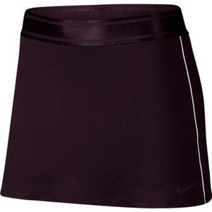 NWT NikeCourt Dri-fit Skirt in Burgundy